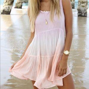 Summer Beach Dress SABO SKIRT